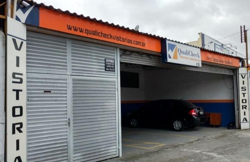 Laudo de Vistoria Conjunto Habitacional José Bonifácio - Laudo de Vistoria do Veículo Delivery