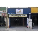 empresa de vistoria cautelar automotiva Cidade Antônio Estevão de Carvalho